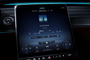 Mercedes Upgrades Three New Models With Apple Music