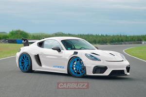 Porsche 718 Cayman GT4 RS Will Be Better Than The 911