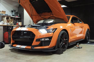 Insane Ford Mustang Shelby GT500 Has More Power Than A Bugatti Veyron