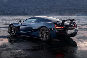 7 Coolest Features Of The Rimac Nevera