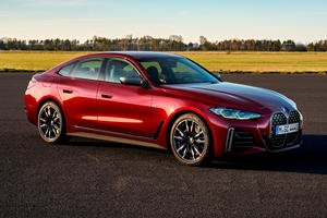 2022 BMW 4 Series Gran Coupe Is A More Practical 4 Series