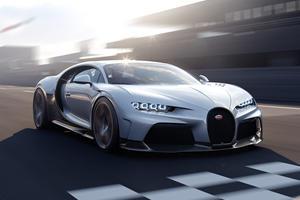 New Bugatti Chiron Super Sport Is An Epic 273-MPH Grand Tourer