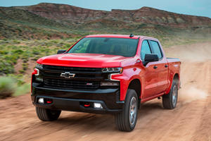 Chevy Removes Key Feature From 2021 Silverado