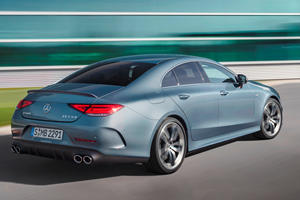 Limited Edition Mercedes-Benz CLS-Class Should Be A Stunner