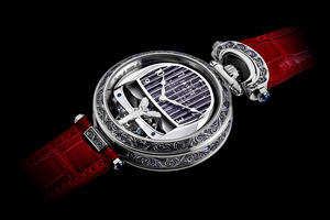 Rolls-Royce Boat Tail Timepieces Took 3,000 Hours To Make