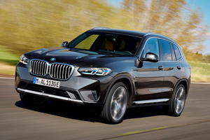 2022 BMW X3 And X4 Revealed With Fresh Styling And Upgraded Tech
