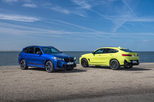 2022 BMW X3 M and X4 M Arrive With More Torque And More Flash