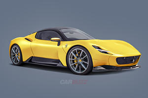 Reborn Ferrari Dino Will Be A Baby SF90 With Over 800 HP
