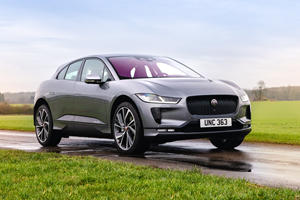 Jaguar I-Pace Gets Improved Tech And Faster Charging