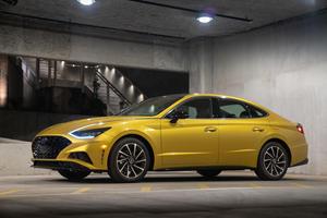 Hyundai Ioniq 6 Could Be The Death Of The Sonata