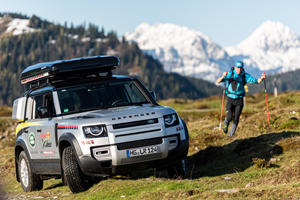 Land Rover Defender Heads To World's Toughest Race
