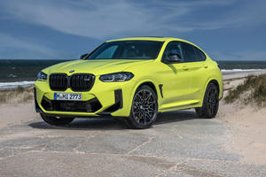 2022 BMW X4 M First Look Review: Family-Size Fury