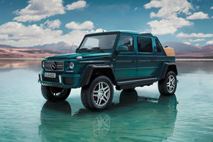 Mercedes Wants To Build A Convertible G-Class