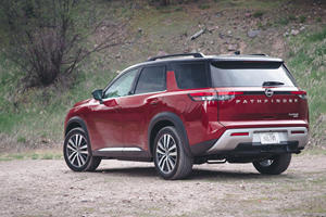 2022 Nissan Pathfinder Pricing Is Good, But Not Great