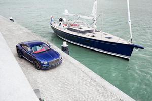 Bentley Recreates Continental GT Interior In Luxury Yacht