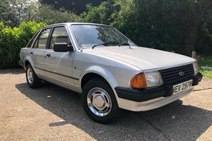 Princess Diana's Ford Escort Rediscovered After 20 Years