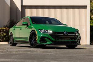 Volkswagen Reveals Stunning New Arteon Concept