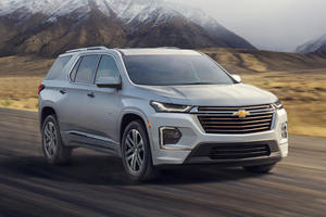 2022 Chevrolet Traverse Gets A Price Hike