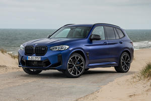 2022 BMW X3 M First Look Review: A Splash Of M3 In An SUV