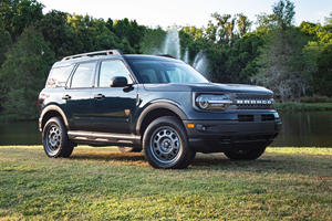 The Ford Bronco Sport Is A Brilliant Little SUV