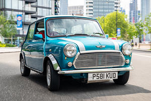 This Might Be The Cheapest Way To Convert A Classic Mini To An EV