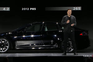 Elon Musk Says Tesla Model S Plaid Will Read Your Mind