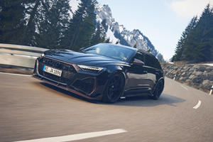 Meet The 800-HP Audi RS6 That Can Slay A Hellcat