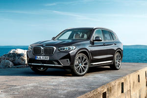 2022 BMW X3 First Look Review: Making A Best-Seller Better
