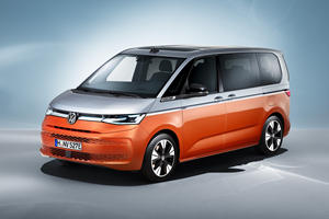 New Volkswagen T7 Multivan Proves Commerical Vehicles Can Be Cool