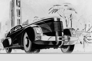 GM Reveals Early Sketches From The Father Of The Corvette