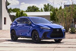 Tech Meets Luxury: Say Hello To The 2022 Lexus NX