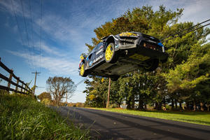 The World's Wildest Subaru WRX STI Is Going Hillclimbing