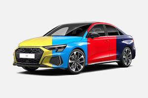 The Audi A3 And S3 Will Offer Some Exciting Colors