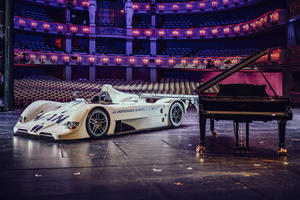 BMW Building Brand-New Endurance Race Car