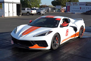 1,000-HP C8 Corvette Sets New Quarter-Mile Record