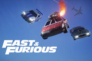 Fast 9 And Rocket League Team Up With A New Car Pack