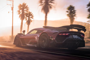 Drive The 1021-HP Mercedes-AMG One In Forza Horizon 5