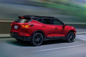 This Is When The 2022 Chevrolet Blazer Will Enter Production