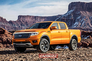 Ford Ranger Splash To Be Revived As Electric Truck