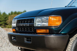 27-Year-Old Toyota Land Cruiser Sells For $136,000