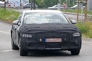 New Genesis G90 Ready For Mercedes S-Class Battle