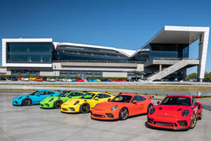 The Porsche Experience Center Is Nirvana For Car Enthusiasts