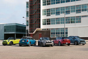 Mini's 2022 Lineup Is Smarter, Safer And Cooler