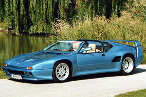 Defunct Euro Carmakers: De Tomaso