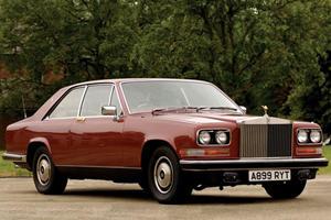 Expensive Failures: Rolls-Royce Camargue