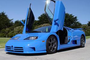 Expensive Failures: Bugatti EB110