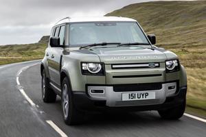 Land Rover Develops Hydrogen-Powered Defender
