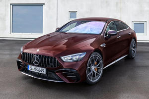 2022 Mercedes-AMG GT 4-Door Coupe First Look Review: The Choices Are Yours