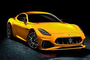 Maserati's New Gran Turismo Will Be A Sexy Sports EV