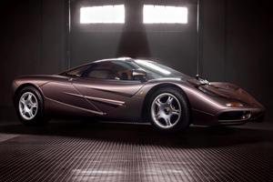 McLaren F1 With Just 242 Miles Will Sell For Silly Money